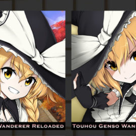 Twitter аватары по Touhou Genso Wanderer Reloaded