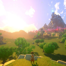Yonder: The Cloud Catcher Chronicles выйдет на Nintendo Switch уже 17 мая