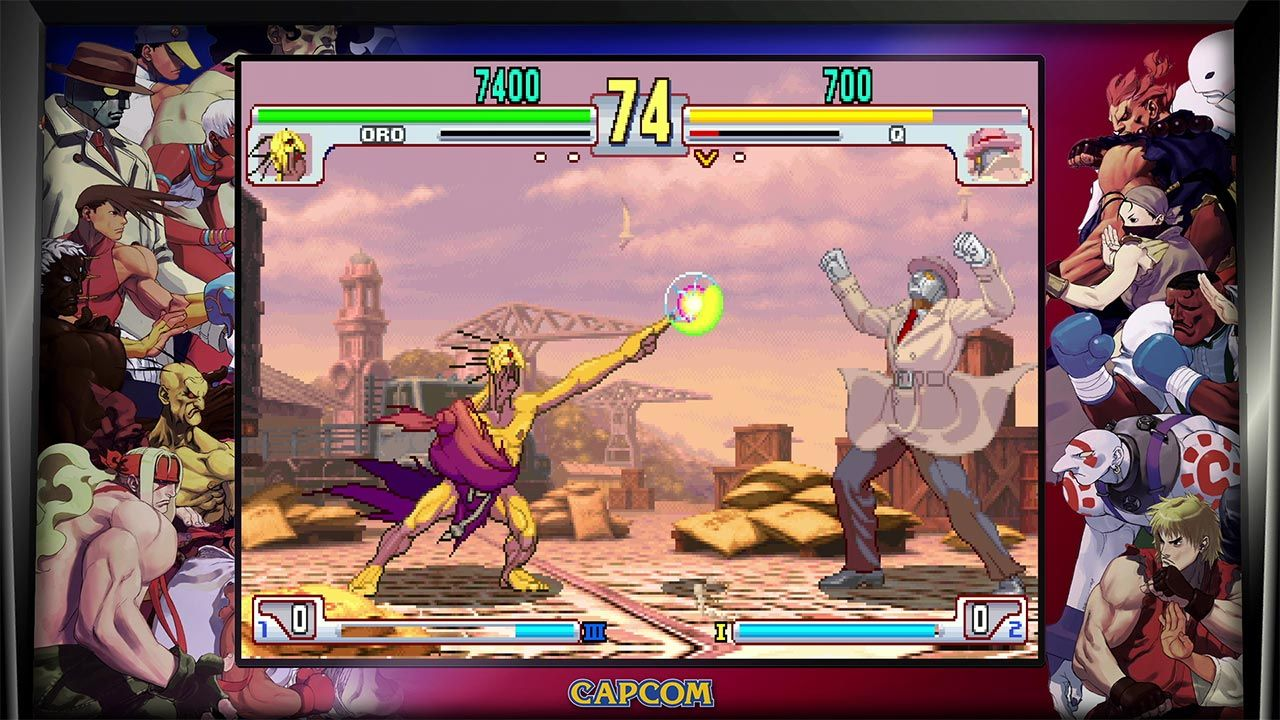 123_180530_NSW_Street Fighter 30th Anniversary Collection_Screenshot_SF 30th 2