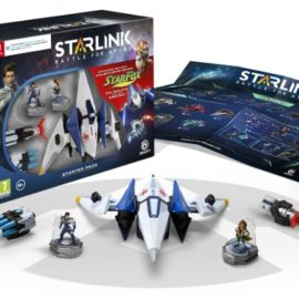 Изучаем состав Nintendo Switch Starter Pack для Starlink: Battle for Atlas вместе