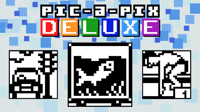 Pic-a-Pix Deluxe - Classic 06