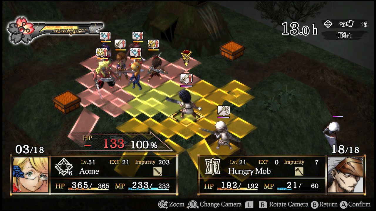 34_180824_NSW_Screenshot_GWTCL_1 God Wars The Complete Legend