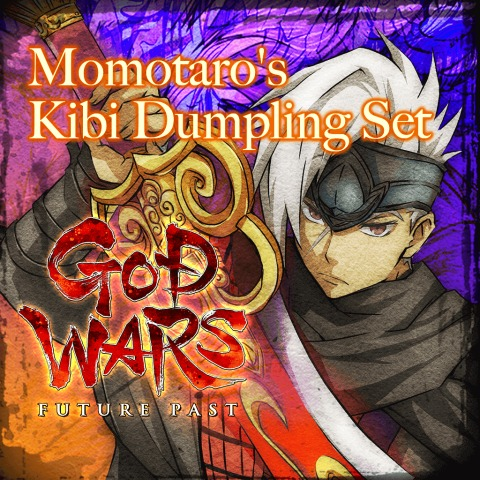 GOD WARS- Additional Equipment- Momotaro's Kibi Dumpling Set