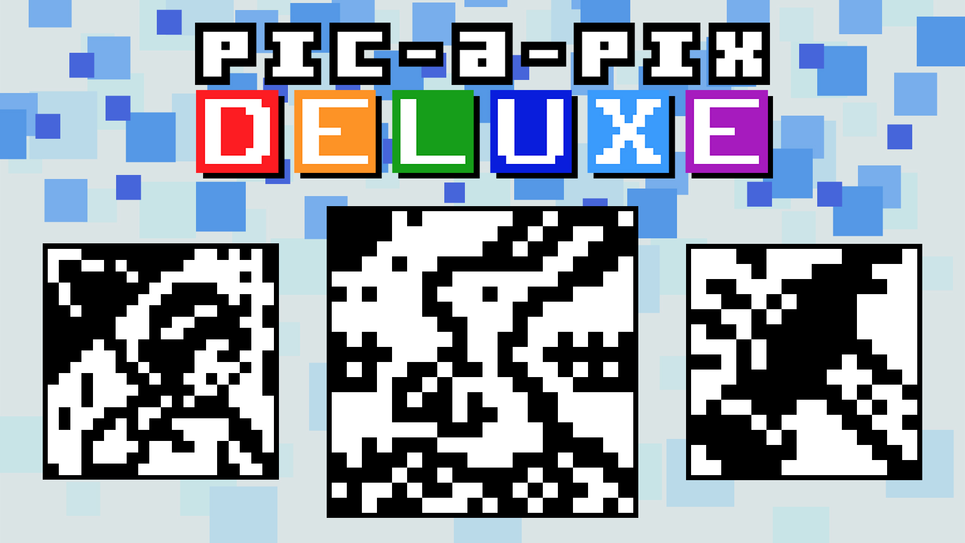 Pic-a-Pix Deluxe - Classic 09