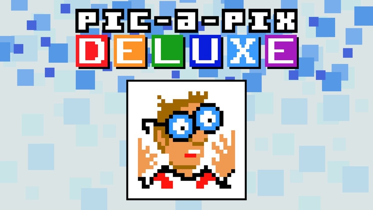 Pic-a-Pix Deluxe Giant Puzzles 3