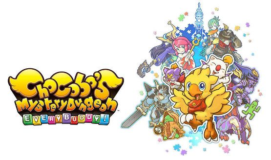 Chocobos Mystery Dungeon Everybuddy