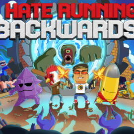 I Hate Running Backwards теперь доступна на Nintendo Switch