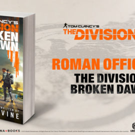 Книги в моде даже после пандемии – по Tom Clansy's The Division выпустят книгу
