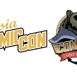"Художник ""Дэдпула"" – на Comic Con Saint Petersburg 2019!"