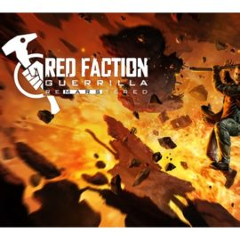 Red Faction Guerrilla Re-Mars-tered выходит на Switch