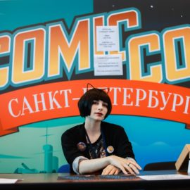 Итоги Comic Con Saint Petersburg 2019