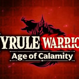 Состоялся анонс Hyrule Warriors: Age of Calamity для Nintendo Switch