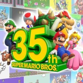 Итоги презентации Super Mario Bros. 35th Anniversary