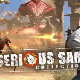 Cборник Serious Sam Collection выйдет на Nintendo Switch